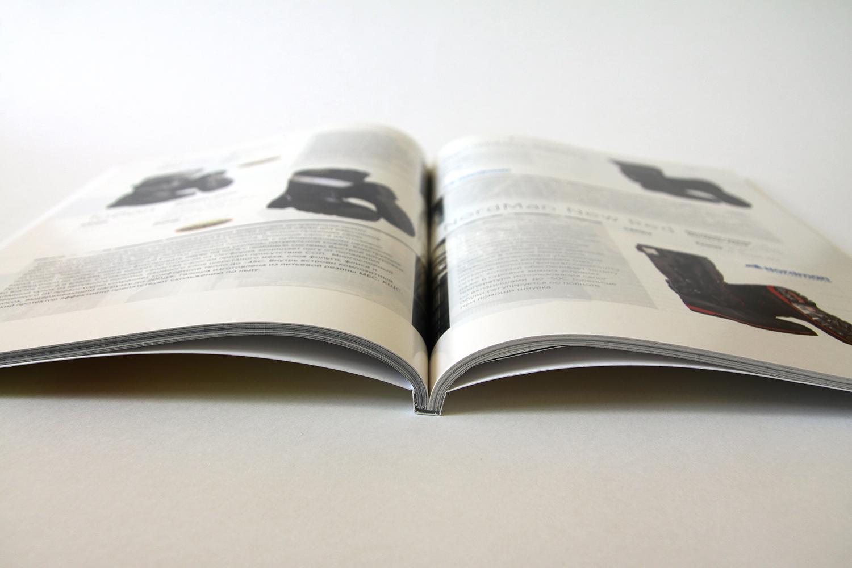 Книга в мягком переплёте термоклеевой переплёт